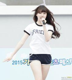 고운별이 블로그 - 아이돌, 연예인, 직찍, 직캠, 라이브 :: [직찍] 여자친구 예린 - 2015.05.02