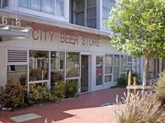 City Beer Store - buy great brews or sit and have a cold one. rotating taps and rare beers.