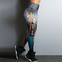 Discover the latest in Fitness Leggings with Think Bazaar. Explore and shop for trusted Fitness Leggings, tank tops, t-shirts, and more Fitness Apparel products. Buy fitness leggings and fitness apparel that are affordable for any budget. Yoga Leggings, Leggings Sale, Printed Leggings, Workout Leggings, Cheap Leggings, Workout Pants, Waist Workout, Maternity Leggings, Workout Wear
