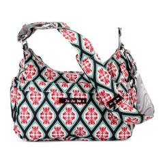 Ju-Ju-Be HoboBe Diaper Bag, Dreamy Diamonds