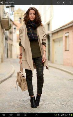 Luv bag and coat