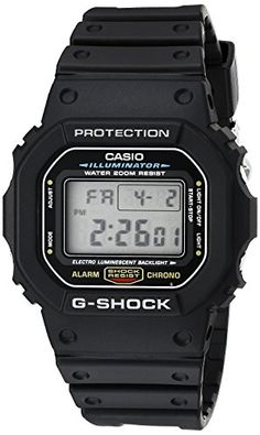 G-shock DW5600E-1V Men's Black Resin Sport Watch Casio https://www.amazon.com/dp/B000GAYQKY/ref=cm_sw_r_pi_dp_x_jbfNybNV63BDM