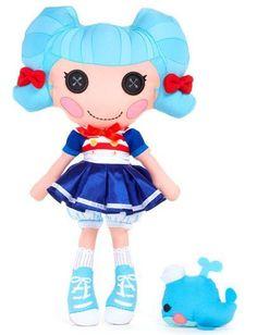 Lalaloopsy Soft Dolls - Marina Anchors