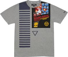 Super Mario Cartridge Shirt