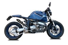 BMW R1100S by Bolt Motor Co. BOLT #14 - Cafe Racer Valencia