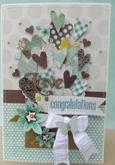 Congratulations card by Marilou64