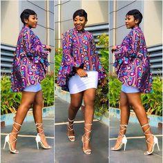 Items similar to African Clothing/ Ankara Mixed Print/ Ankara Dress/ African Print on Etsy African Fashion Ankara, African Fashion Designers, Latest African Fashion Dresses, African Print Dresses, African Print Fashion, Africa Fashion, African Dress, African Ankara Styles, Modern African Fashion