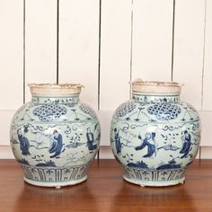 Salt Jars with Wooden Lids | Treillage #laylagrayce #bunnywilliamshome