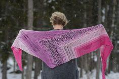 Virkkuumania: Crochet Your Fade -huivi Crochet, Fashion, Moda, Fashion Styles, Chrochet, Fasion, Crocheting, Knits, Hand Crochet