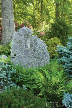 A Stunning Japanese Garden in the Heart of Litchfield County - Connecticut Cottages & Gardens - May 2018 - Connecticut
