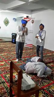 Dokumentasi KDPT Jakarta Selatan: MAN 13 LENTENG AGUNG Jakarta