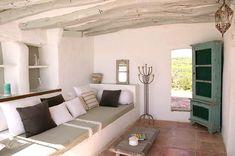 Lounge Can Domo Ibiza Interior Natural, Suite Principal, Ibiza Spain, Bohemian Decor, Chill, Lounge, Couch, Furniture, Google
