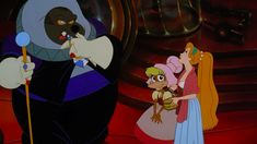 """Ms. Field Mouse takes Thumbelina to see Mr. Mole, who makes her sing and shit-talks sunlight.   """"Thumbelina"""" Is Actually A Terrifying Movie"""