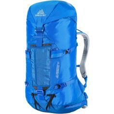 Gregory - Alpinisto 50 Backpack - 2929cu in - Marine Blue