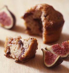 Photo de la recette : Muffins aux figues