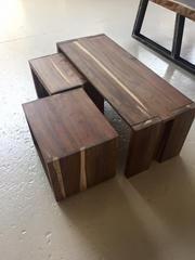 Unique Interiors - Solid Wood Furniture and Interior Decor. Custom Made Furniture, Solid Wood Furniture, Furniture Making, Home Furniture, Mirror Ornaments, Showroom Design, Interior Decorating, Interior Design, Large Baskets