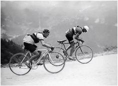 Gino Bartali. Tour de France 1938