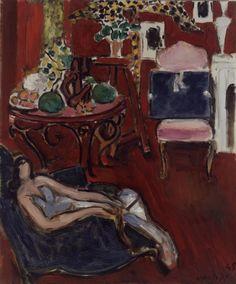 Henri Matisse, 'Le Cahier Bleu', 1945.