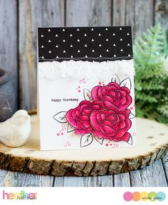 Hello! Stopping by today with a card using a brand new Winnie and Walter  set that is only available right now as a free gift with a $35 pu...