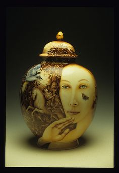 Kurt Weiser ABDUCTION JAR, via Flickr.
