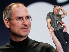 BOM HUMOR :) / Esse Executivo adormeceu no trabalho e seus funcionários o levou a muitas aventuras através do Photoshop   +MMS