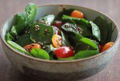 A stunning, tasty salad. #Under100Calories