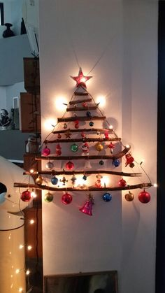 Homemade Christmastree