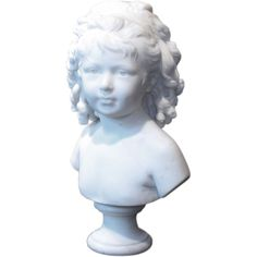 sculptured busts in fine art galleries | marble bust after jean antoine houdon sold white carrara marble bust ...