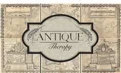 www.antiquetherapy.com Therapy, Antiques, Business, Home Decor, Homemade Home Decor, Antiquities, Counseling, Antique, Decoration Home
