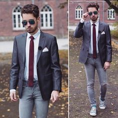 More looks by Daro K.: http://lb.nu/daro_mnswr  #dapper #elegant #formal #lookbook #class #outfit #ootd #minimal #fashion