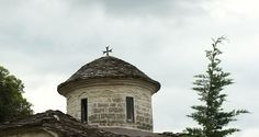 Monastery of the Life-giving Spring near Metsovo, Greece -  Μονή Ζωοδόχου Πηγής, Ανθοχώρι Μετσόβου