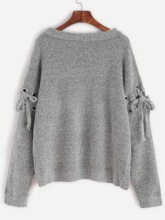 sweater160829453 1 Color Block Sweater 87a461935b8