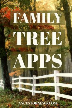 Family Tree Apps - Powerhouses for On-the-Go Genealogy http://ancestornews.com/family-tree-apps/?utm_campaign=coschedule&utm_source=pinterest&utm_medium=Nancy%20Hendrickson&utm_content=Family%20Tree%20Apps%20-%20Powerhouses%20for%20On-the-Go%20Genealogy You can truly go mobile with these 5 apps