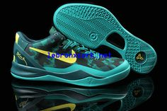 the best attitude 9ff24 25d6f i just fell in love..sooo cheep basketball shoes Kobe 8 Shoes, New