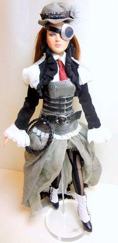 "Wilde Imagination Imperium Park Steampunk END OF TIME Tonner Antoinette 16"" Doll | eBay"