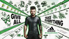 Advertising Campaign : Adidas: Feel the love. Use the hate. Advertising Campaign Inspiration Adidas: Feel the love. Use the hate. Advertisement Description Adidas: Feel the love. Use the hate. Sharing is caring ! Ads Creative, Creative Advertising, Advertising Design, Arrival Poster, Ad Of The World, Shoes Ads, Adidas, Green Print, Advertising Campaign