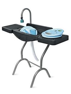 Outdoor Utility Sink by Solutions