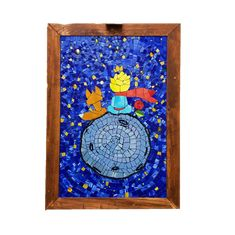 Mosaic Tile Art, Frame, Home Decor, Mosaic Crafts, Mosaic Ideas, Mirrors, Colombia, Picture Frame, Decoration Home