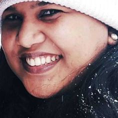 Day 11 : ME Nothing much to say here  managed to capture while the snow flakes showered upon me  #fmsphotoaday #fmsphotoadayjan2018 #fmspad #shotonop3 #wintersbelike #selfie #winterready #galfromtheisland #randomclicks