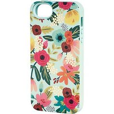Mint Floral Rifle iPhone 6 Case - Only at PaperSource.com - 20% Off Thru 12/24/14 with code LON20 !!!