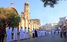 muslims protect church