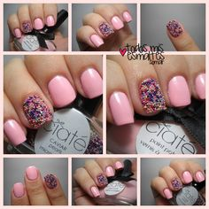ciaté caviar nails