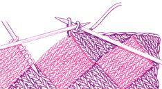 Мастер-класс по вязанию спицами: вязание в стиле пэчворк для начинающих, ModnoeRukodelie.ru