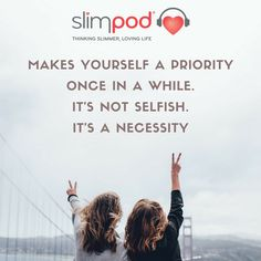 Slimpod is a clinically proven, medically endorsed natural way to lose weight without willpower or dieting. Stop cravings, end emotional eating, quit sugar! Make Yourself A Priority, Be Kind To Yourself, Improve Yourself, Healthy Lifestyle Motivation, Weight Loss Motivation, Behaviour Management, Mind Over Matter, Willpower, Health Goals