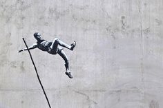 Banksy's Latest Works Take On the Olympics | Hypebeast