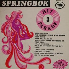 Springbok: Springbok Hit Parade Volume 01 To 30