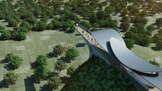 Lion Safari Park by Archohm Design Studio