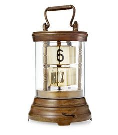 Circa-1910 Plato Clock, worth $100