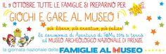 Il Polo Monumentale Colle del Duomo di Viterbo aderisce alla Giornata Nazionale delle Famiglie al Museo 2016 (FAMU) proponendo una duplice attività per grandi e piccini... http://www.archeoares.it/news/famu-famiglie-al-museo-colle-del-duomo/