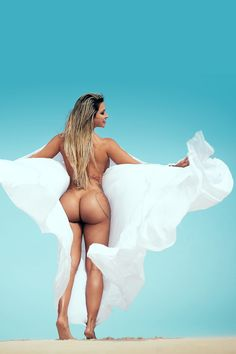 SEXY HEAVENLY ANGELIC BRAZILIAN BUBBLE BUTT of curvy Latina #Fitness model : if you LOVE Health, Exercise & #Fitspo - you'll LOVE the #Motivational designs at CageCult Fashion: http://cagecult.com/mma
